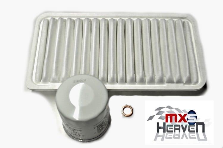 Mazda MX5 MK3 Service Kit Oil Air Filters