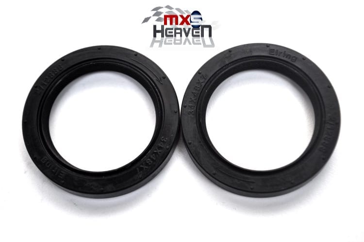 Mazda MX5 MK1 MK2 Camshaft Front Oil Seals Pair