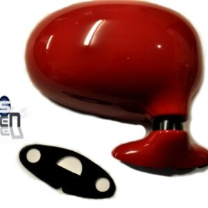Mazda MX5 MK1 Door Mirror Manual Classic Red SU OS RH