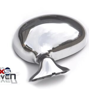 Mazda MX5 MK1 Door Mirror Manual Chrome NS LH