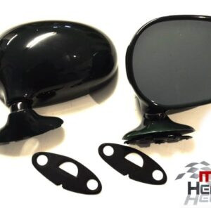 Mazda MX5 MK1 Door Mirrors Manual British Racing Green HU Pair
