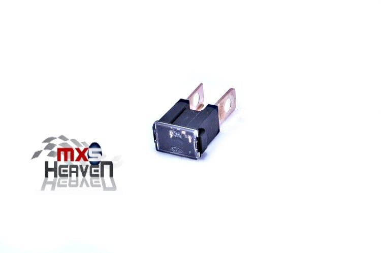 Mazda MX5 MK1 MK2 80 Amp PAL Main Fuse Black