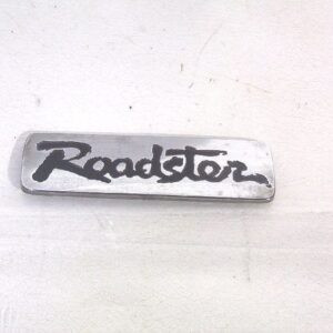 "Roadster Badge ""Used"""