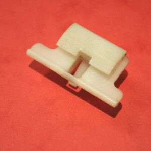 "Door Weather Strip Clip - White ""Used"""