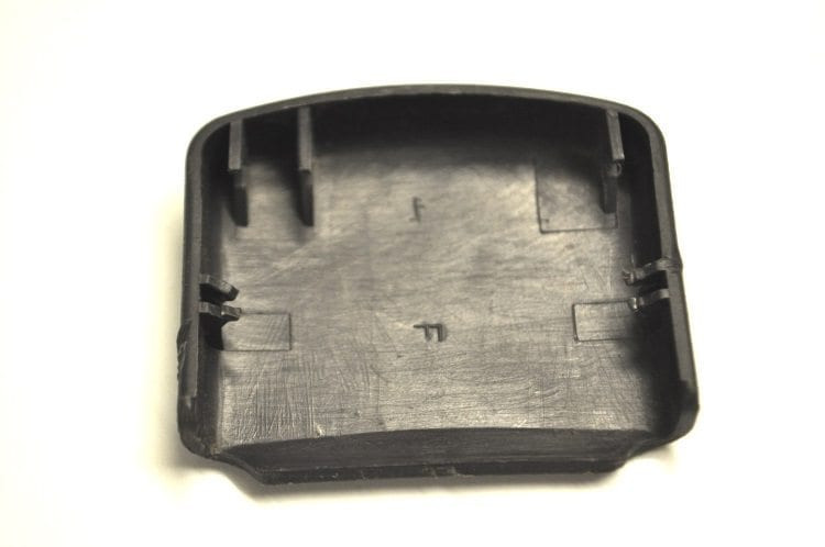 """Seat Runner Bolt Cover - Front """"Used"""""""