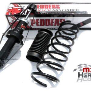 Mazda MX5 MK2 Shock Absorber Spring Bumpstop Rear
