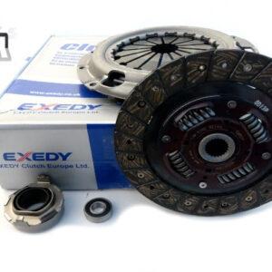 Clutch & Flywheel MK2