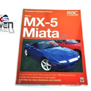 "Enthusiast's Workshop Manual - MK1 1.6 ""New"""