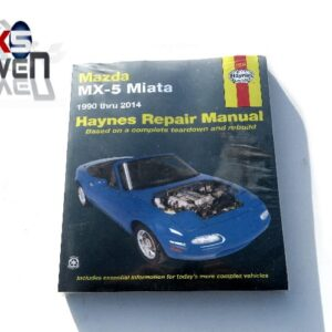 "Haynes MX5 Manual ""New"""