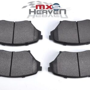 Mazda MX5 MK2 1.8 Big Brakes Front Brake Pads