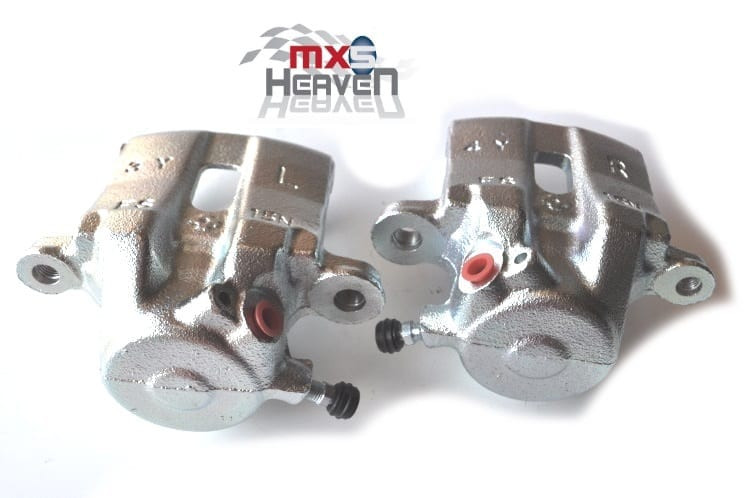 Front OS Mazda MX5 MK1 1.8 /& MK2 Std Brake Caliper RH 1993/>05 Brand New Unit