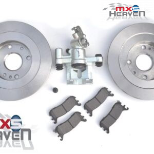Mazda MX5 MK1 1.8 MK2 Brake Discs Pads Calipers Rear