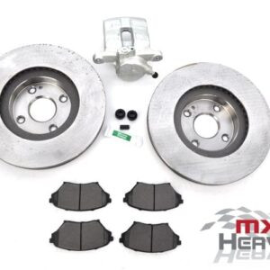 MX5 Brake Discs Pads Calipers Front MK2 Big Brakes