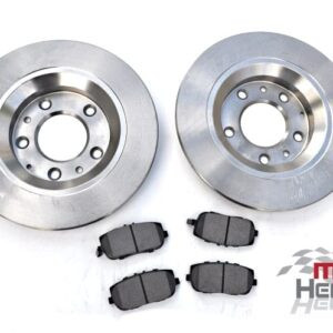 Mazda MX5 MK3 Brake Discs Pads Rear 280mm Roadster