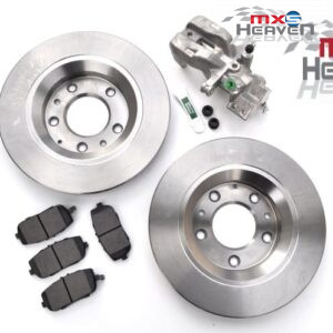 Mazda MX5 MK3 Rear 280mm Brake Discs Pads Calipers