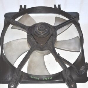 "Radiator Fan & Motor - Manual ""Used"""