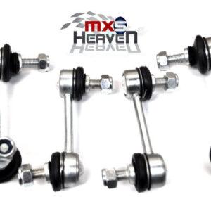 Mazda MX5 MK3 Stabiliser Anti Roll Bar Drop Link Full Car Set