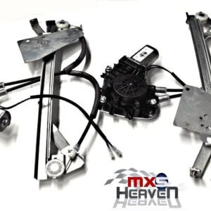 Mazda MX5 MK1 Electric Window Regulator Mechanisms Pair