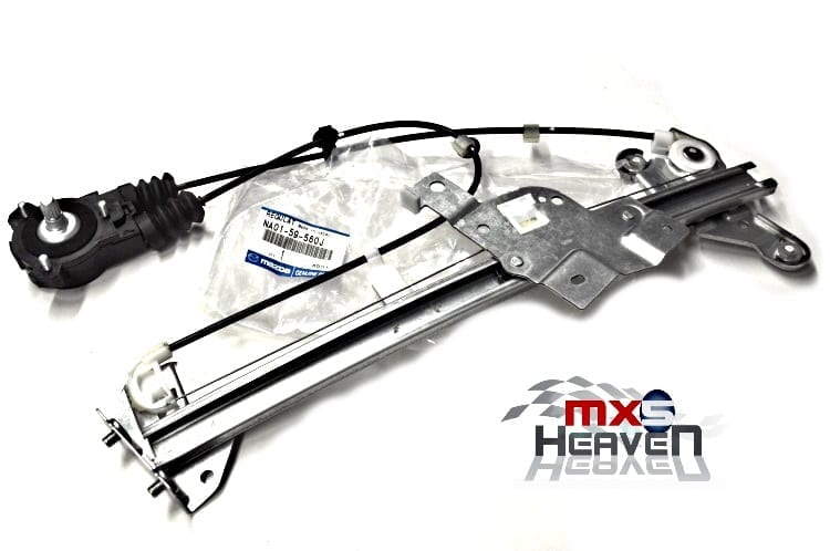 Mazda MX5 MK1 Window Regulator Manual NS Genuine