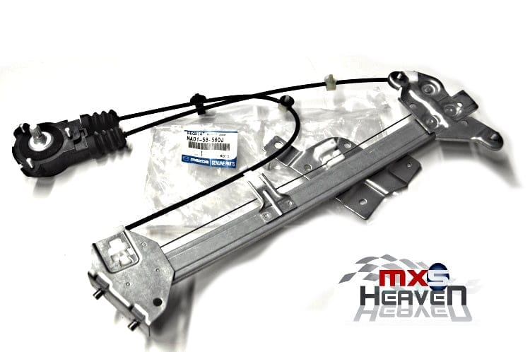 Mazda MX5 MK1 Window Regulator Manual OS NA0159560J