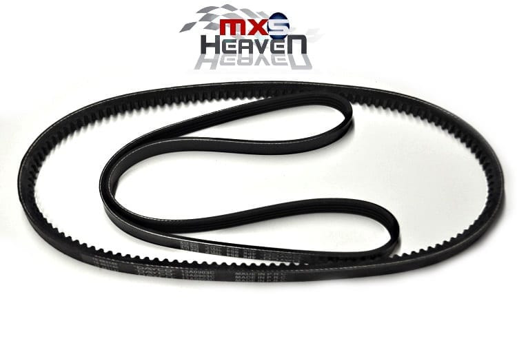 Mazda MX5 MK1 1.6 Alternator VStyle Power Steering AirCon Belts