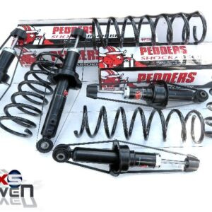Shock Absorbers & Springs MK2