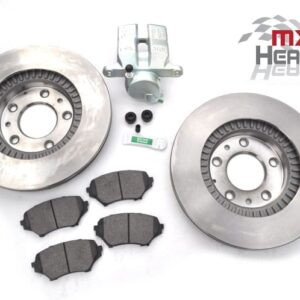 Mazda MX5 MK3 290mm Front Brake Discs Pads Calipers