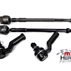 Mazda MX5 MK2 Power Steering Rack Inner Tie Rods Track Rods