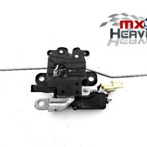 Mazda MX5 MK3 Boot Catch Mechanism Central Locking