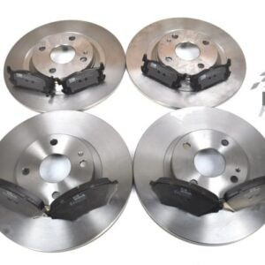 Mazda MX5 MK2 Big Brakes Discs Pads Full Car Set