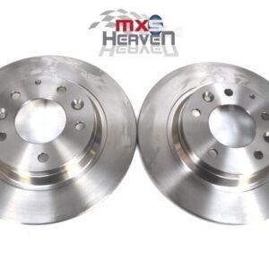 Mazda MX5 MK3 Brake Discs Rear 280mm Pair Coupe