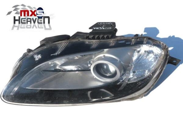 Mazda MX5 MK3.5 Headlight Assembly NS Passenger