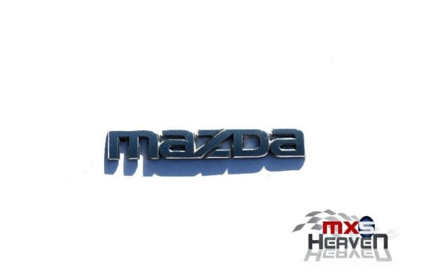 Mazda MX5 MK3 Rear Boot Lid Mazda Badge Roadster