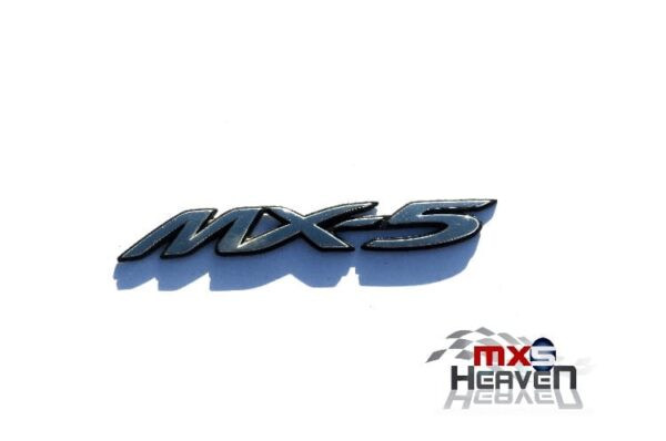 Mazda MX5 MK3 Rear Boot Lid Badge MX-5 Roadster