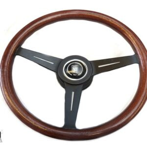 Mazda MX5 MK1 Nardi Wooden Steering Wheel with Boss